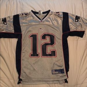 New England Patriots Tom Brady Jersey